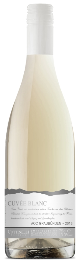 Cuvée Blanc Cottinelli 2.019 AOC GR, Cottinelli