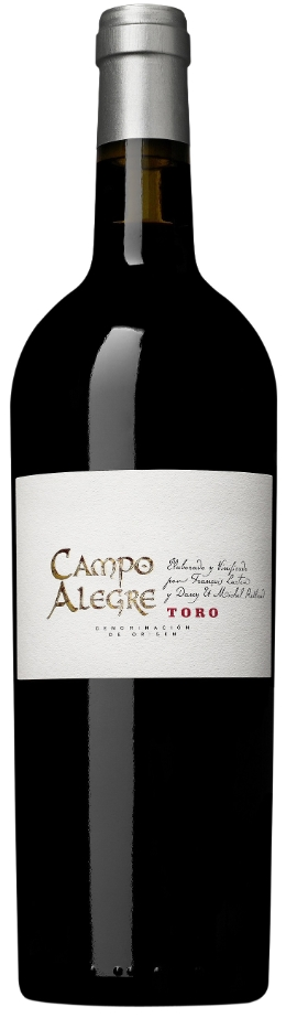 Campo Alegre DO Toro 2.013 Michel Rolland Collection