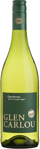 Chardonnay, Wine of Origin 2.014 Glen Carlou Vineyards