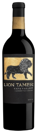 Lion Tamer Cab. Sauvignon 2.016 Hess Collection