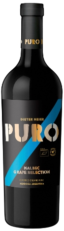 Puro Grape Selection Malbec 2.016 Ojo de Agua, Argentinien