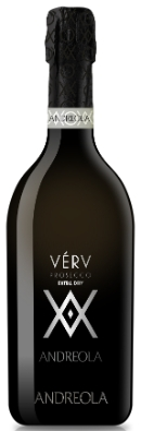 "Prosecco ""VERV"" DOC Extra Dry 0 Andreola"